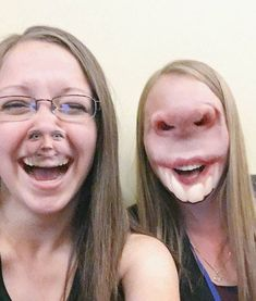 20 Face Swaps That Failed Spectacularly - bemethis Stupid Funny Memes, Funny Relatable Memes, Funny Fails, The Funny, Bad Memes, Really Funny, Super Funny, Face Swap Fails, Funny Images
