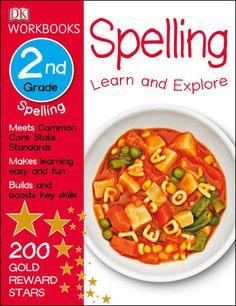 DK Workbooks: Spelling, Second Grade by DK