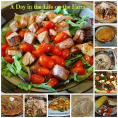 A Day in the Life on the Farm: Best Main Dishes of 2015 as we Countdown to 2016