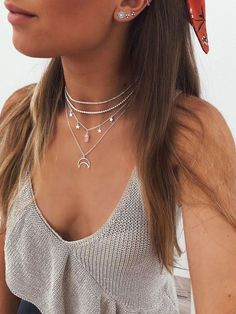 Heart Jewelry, Cute Jewelry, Jewelry Accessories, Women Jewelry, Fashion Jewelry, Hipster Accessories, Cute Necklace, Gold Pendant Necklace, Accesorios Casual