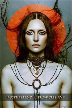 Dark beauty. Motherland Chronicles, check it out yo!