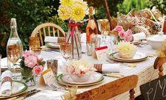 Mesa de fiesta