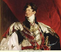 George IV (detail), by Sir Thomas Lawrence (1769–1830)