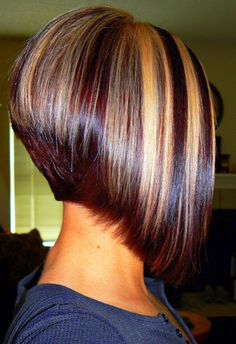 80 Popular Inverted Bob Hairstyles For This Season Hairs.london 80 Popular Inverted Bob Hairstyles For This Season HairsLondon inverted bob hair color ideas – Hair Color Ideas Bob Hair Color, Haircut And Color, A Line Haircut, Inverted Bob Hairstyles, Cool Hairstyles, Stacked Hairstyles, Wedding Hairstyles, Pinterest Hairstyles, Angled Bob Haircuts