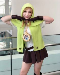 Legend Of Zelda Characters, Cosplay, Costumes, Style, Fashion, Comic Con, Moda, Dress Up Outfits, Fashion Styles