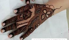 Kashee's Mehndi Designs, Traditional Mehndi Designs, Back Hand Mehndi Designs, Mehndi Design Photos, Wedding Mehndi Designs, Mehndi Designs For Fingers, Henna Tattoo Designs, Fashion 2020, Latest Fashion