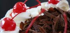 pastel selva negra receta