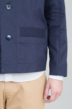 50's Jacket - Navy | Outerwear