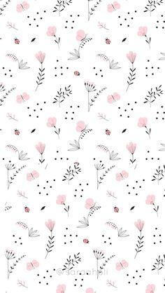 Wallpaper Pastel Simple 17 Ideas For 2019 Flowers Wallpaper, Plant Wallpaper, Iphone Background Wallpaper, Flower Backgrounds, Cellphone Wallpaper, Aesthetic Iphone Wallpaper, Screen Wallpaper, Aesthetic Wallpapers, Iphone Backgrounds