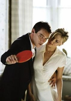 Jonathan Rhys-Meyers, Scarlett Johansson - Match Point (Woody Allen, 2005)