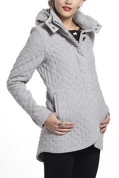 Gresham Stitched Coat - Anthropologie.com