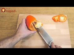 Papriku ste celý čas krájali zle. Krátke video vám ukáže, ako na to! | To je nápad!