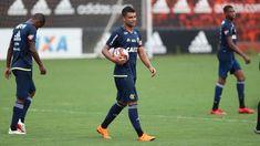 Com Júlio César e gols de Ederson reservas do Fla vencem jogo-treino - Terra