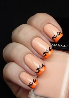 fall nail art designs6