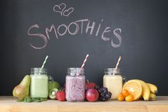 10 Fresh Fruit Smoothies You'll Love