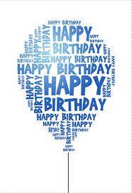Bildergebnis für happy birthday text