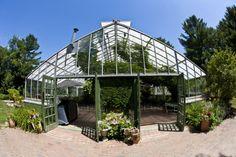 Greenhouse Wedding Venue New Hampshire