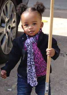 Black Babies With Swag