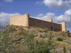 Castillo de Enguidanos Cuenca Spain.