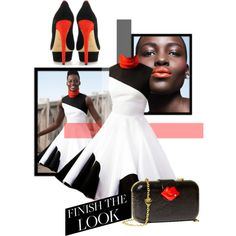 """Finish The Look?, I Think Not!"" by the-house-of-kasin on Polyvore"
