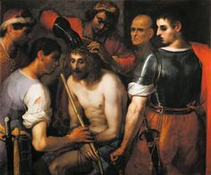 Coronazione di spine (1621; Firenze, Galleria Palatina di Palazzo Pitti)