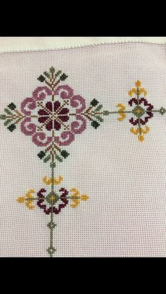 Embroidery Needles, Embroidery Patterns, Cross Stitch Designs, Cross Stitch Patterns, Butterfly Cross Stitch, Drawing Lessons, Crochet, Painting & Drawing, Hand Knitting
