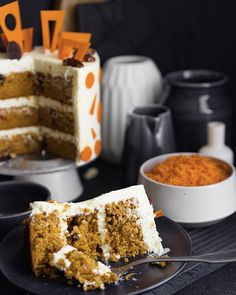 Remember my search for the best carrot cake . Easy Cake Recipes, Chef Recipes, Bird Cakes, Cupcake Cakes, Lighthouse Cake, Surf Cake, Seashell Cake, Beach Wedding Cake Toppers, Nautical Cake