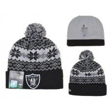 843b800db55 NFL OAKLAND RAIDERS BEANIES Sport New Era Knit Hats Caps 09