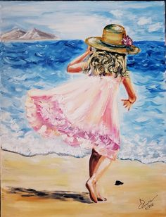 Summer Art, Paintings, Artists, Paint, Painting Art, Painting, Painted Canvas, Drawings, Grimm