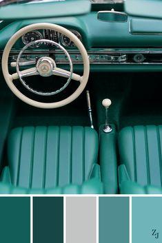 ZJ Colour Palette 340 #colourpalette #colourinspiration