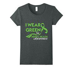 Womens Mental Health Awareness T Shirt - I Wear Green For... https://www.amazon.com/dp/B072R2J1GS/ref=cm_sw_r_pi_dp_x_qEDBzb71X6XJ0