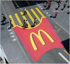 McDonalds; Chips; Advertising; Publicidad; Creatividad