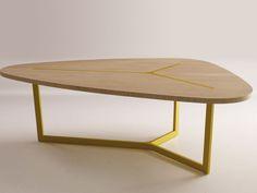 an empty table