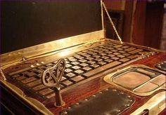 Laptop  Steampunk Pics: August 2008