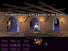 The Secret of Monkey Island, Commodore Amiga