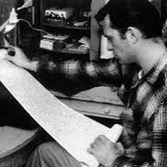 Jack Kerouac: I saw that my life was a vast glowing empty page and I could do anything I wanted. Jack Kerouac, Do Anything, I Saw, Im Not Perfect, Things I Want, My Life, Writer, Teen, Notes