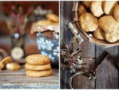 sušenky s makadamovými ořechy Baking, Food, Kitchen, Lemon, Cooking, Bakken, Essen, Kitchens, Meals