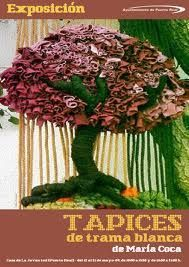 tapices alto lizo - Cerca amb Google Weaving Textiles, Loom Weaving, Rug Hooking, Woven Rug, Needle And Thread, Felt Crafts, Fiber Art, Embroidery, Knitting