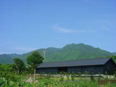 House in Yakushima 2000|屋久島の家 堀部安嗣