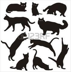 24 Meilleures Images Du Tableau Tatouage Cat Art Tattoo Cat Et