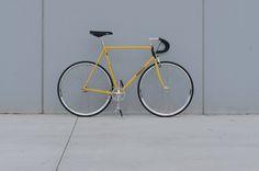 Yellow Presto Track Frame - FYXO