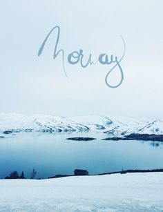 A travel guide to Norway. From Oslo to Bergen and back.