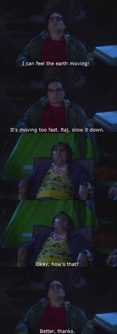 Funny Pictures - 42 Pics- I'm a little late to the Big Bang fandom, but I saw this episode the other night and almost couldn't breath I was laughing so hard! The Big Theory, Big Bang Theory Funny, Tv Quotes, Movie Quotes, Funny Quotes, Best Tv Shows, Bigbang, Knock Knock, I Laughed