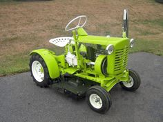 Page 10 of 13 - Start Of A Long Resto-mod - posted in Copar, Pennsylvania Panzer Tractor Forum: Thoughts on this color scheme? Yard Tractors, Small Tractors, Tractor Mower, Compact Tractors, Antique Tractors, Vintage Tractors, Garden Tractor Pulling, Garden Tractor Attachments, Lawn Mower Maintenance