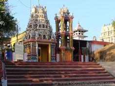Experiencing Sri Lanka's Providence: Trincomalee's Koneswaram Hindu Temple