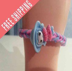 Kawaii Girl bracelet  - Bonus free bracelet colors you choose