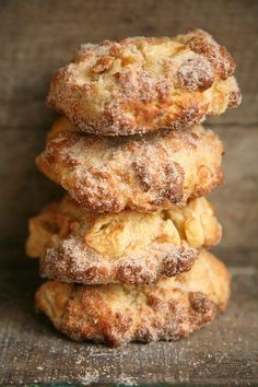 Easy Baking Recipes, Cookie Recipes, Pastry Recipes, Sweet Bakery, Food Cakes, Pumpkin Recipes, Apple Pie Recipes, Food Inspiration, Sweet Recipes