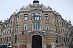 Romania, Multi Story Building, Explore, Exploring