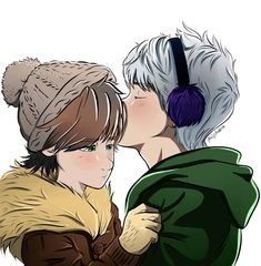 Winter kiss by Laven96 on deviantART