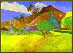 cuadros de gauguin - Buscar con Google